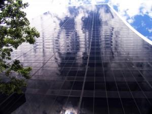 photo of skyscraper